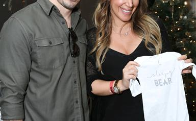 Haylie Duff has welcomed her first child into the world – a healthy baby girl