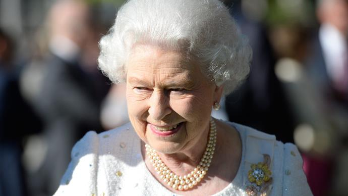 Her Royal Highness, Queen Elizabeth the second
