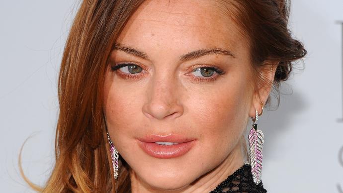 Lindsay Lohan faces community service!