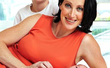 """Jana Pittman's little miracle: """"I gave birth my way!"""""""