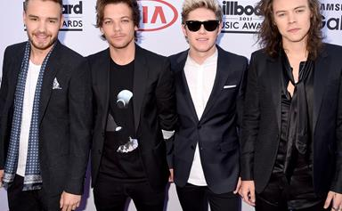 They're giving us that one thing! The 1D news that had everyone in overdrive