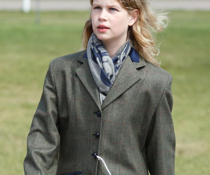 Lady Louise Windsor is all grown up!