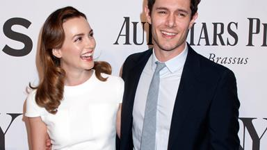 Adam Brody and Leighton Meester are expecting their first child!