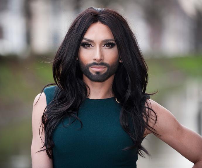 2014 Eurovision winner Conchita Wurst