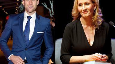 JK Rowling's hilarious reaction over Harry Potter star Matthew Lewis' steamy photo shoot