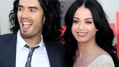 "Katy Perry roaring over comments about Russell Brand made ""three years"" ago"
