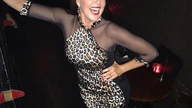 You go girl! Julia Morris shares a pic of her smoking hot bikini body