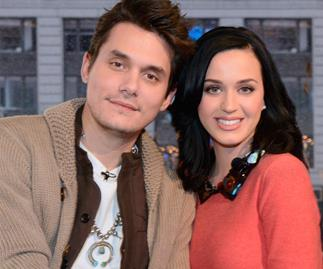 Is Katy Perry back with John Mayer?