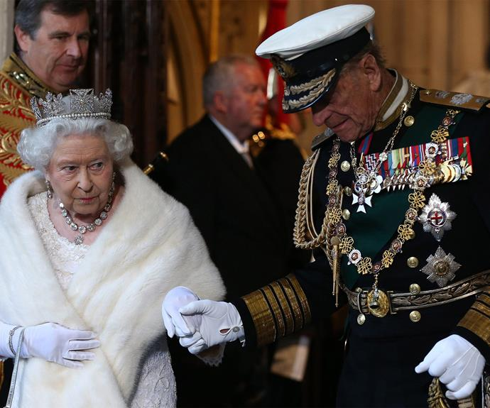 The royal couple will celebrate 69 years of marriage in November this year.