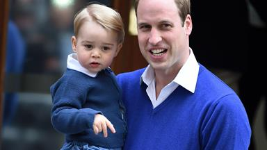 """Prince William calls Catherine the """"Missus"""" in first interview since the birth of Princess Charlotte"""