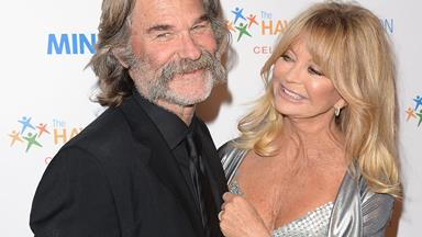 Goldie Hawn on making her 32 year romance with Kurt Russell work