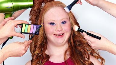 Meet Australia's first model with Down Syndrome