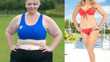 """""""My first bikini, at 42!"""" Biggest Loser's Alison Braun chats exclusively to Woman's Day about her incredible weight loss"""