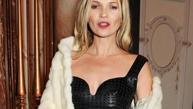 "Model meltdown! Kate Moss escorted off flight following ""disruptive behaviour"""