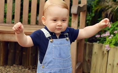 Princess Charlotte and Prince George are the King and Queen of cuteness