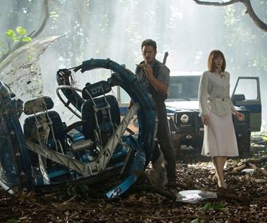 Holy Velociraptor! The final trailer for Jurassic World is epic