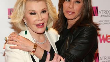 Melissa Rivers wants to follow in late mother Joan's footstep as the new host of Fashion Police