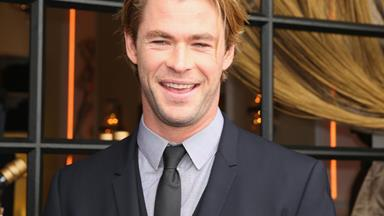 Chris Hemsworth joins the Ghostbusters reboot!