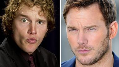 The evolution of Chris Pratt: from cheeky funnyman to charismatic leading lad