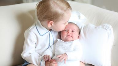 Revealed: Princess Charlotte's godparents have been confirmed