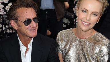 It's over: Sean Penn and Charlize Theron end their relationship