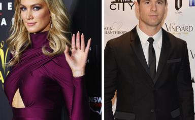 Delta Goodrem's new man: why she had to hide him