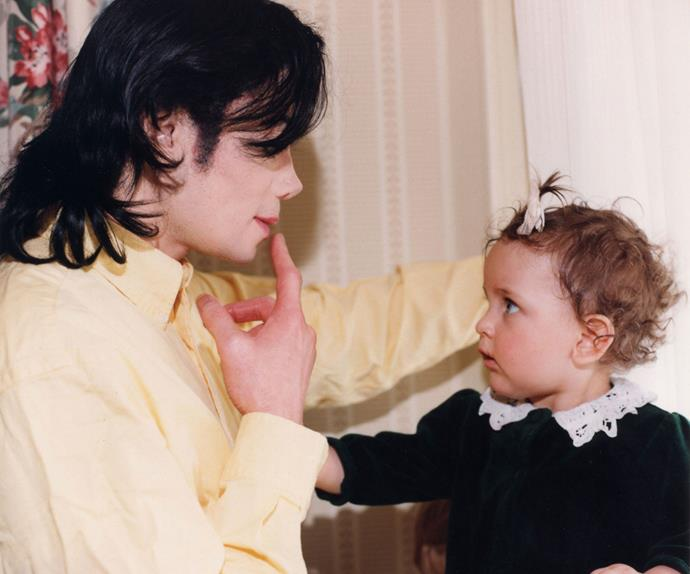 Paris and Michael Jackson