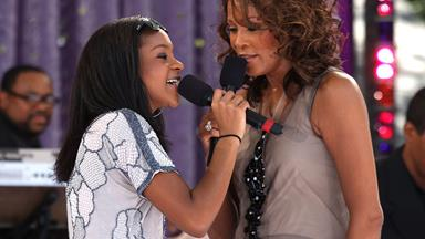 Bobbi Kristina Brown's life in pictures following her tragic death