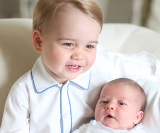 The palace prepares for Princess Charlotte's first Christmas
