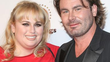 The colour of love! Rebel Wilson and boyfriend Mickey Gooch Jr. made their red carpet debut