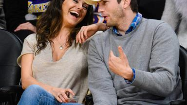 Did Mila Kunis and Ashton Kutcher secretly tie the knot?