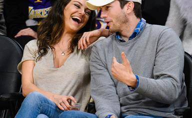 Did Mila Kunis and Ashton Kutcher secretly tie the knot?