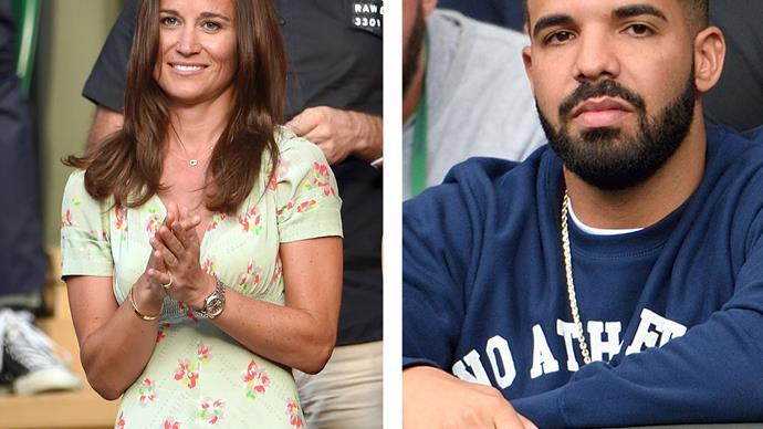 Pippa Middleton and Drake