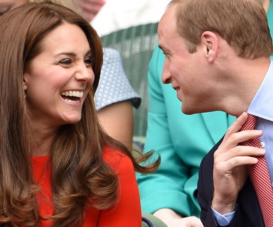 Duchess Catherine's facial expressions are a grand slam at Wimbledon