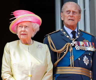 Prince Philip is too old for this s***! Duke of Edinburgh swears at a photographer