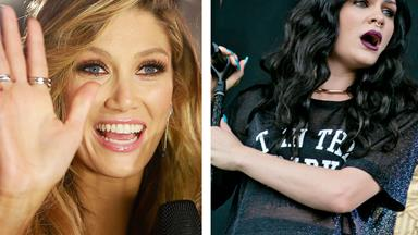 Delta Goodrem breaks her silence about her feud with Jessie J!