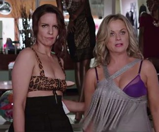 Amy Poehler and Tina Fey in Sisters