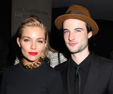 Sienna Miller and her partner of four years Tom Sturridge have split