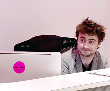 Prank reveals that Daniel Radcliffe is a TERRIBLE receptionist