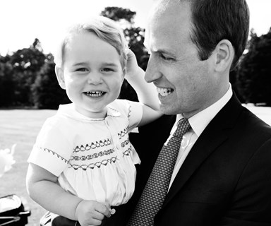 Let the royal celebrations roll! Prince George turns two
