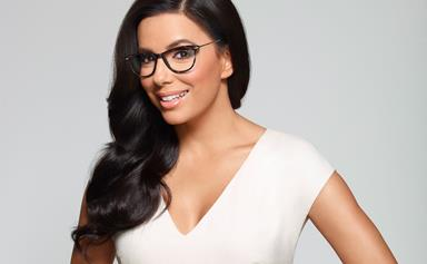 """In her own words: Find out why Eva Longoria has """"never felt better"""" at age 40!"""