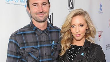 Leah and Brandon Jenner welcome a daughter!