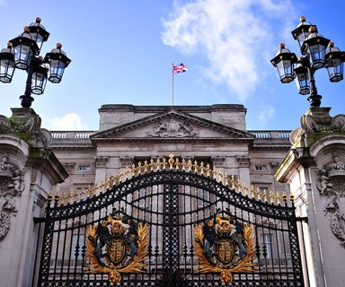 Unveiled: A rare glimpse inside Buckingham Palace