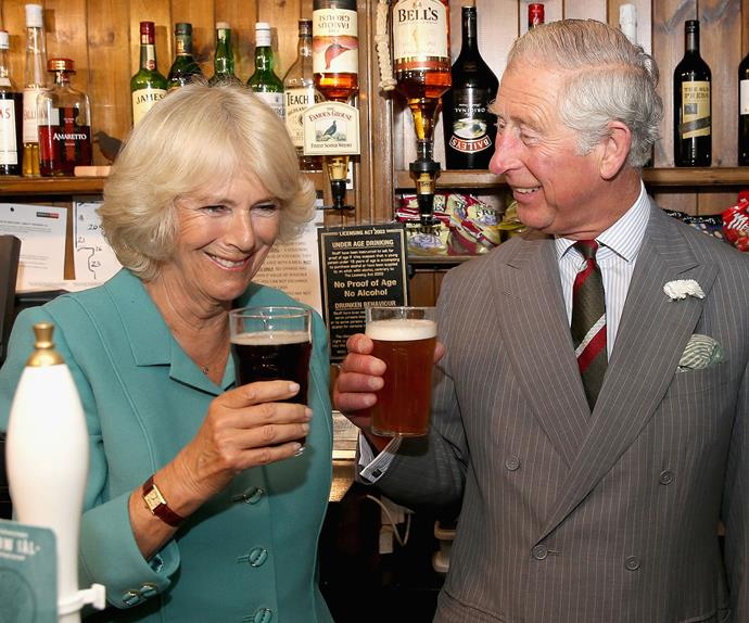 Prince Charles and Camilla, The Duchess of Cambridge