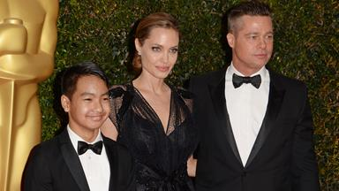 Keeping it in the family! Angelina Jolie and her son Maddox are now co-workers