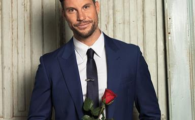 You had us at parmigiana: The first episode of The Bachelor 2015 did not disappoint