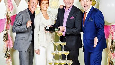 When Neighbours become good friends! You can stay the night on Ramsay street