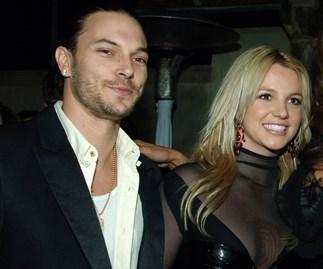 Britney Spear and Kevin Federline