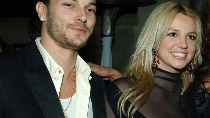 Britney Spear and Kevin Federline