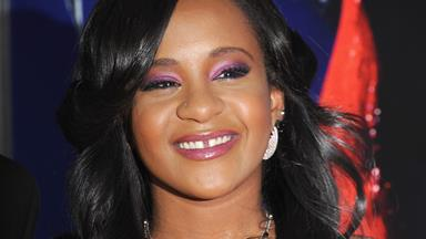 Bobbi Kristina Brown's funeral marred by family fighting